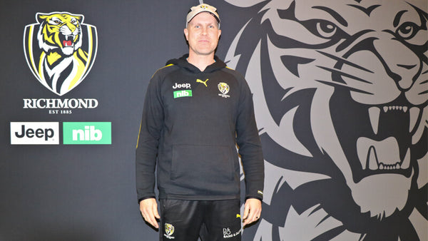 Roaring success – Peter Burge on coaching at Richmond