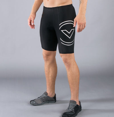 Co13 | CoolJade™ V2 Compression Shorts | Black