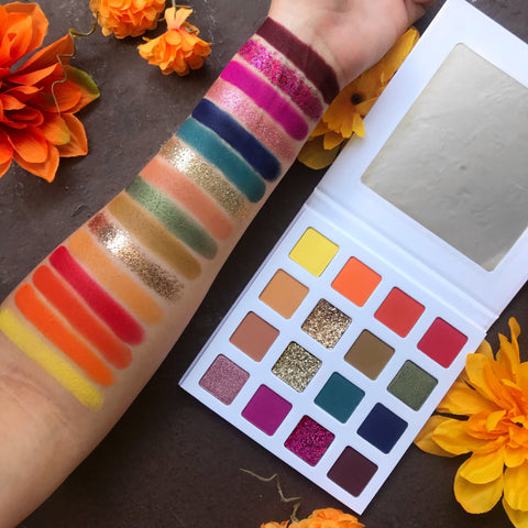 Harvest Eyeshadow Palette - Creative Soul Cosmetics