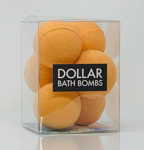 Orange You Cute Mini Bath Bombs