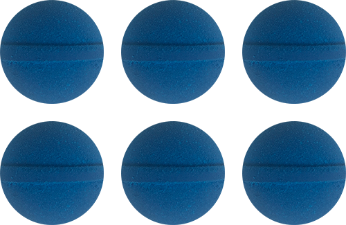 6 Mini Aromatherapy Bombs: Blue