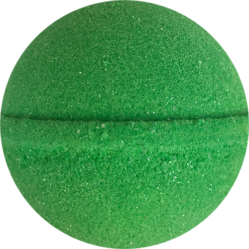 Green Apple Glitter Bomb