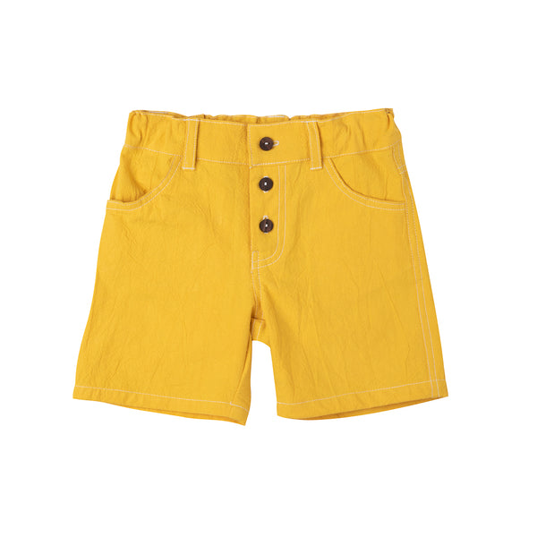 Button Short Plain