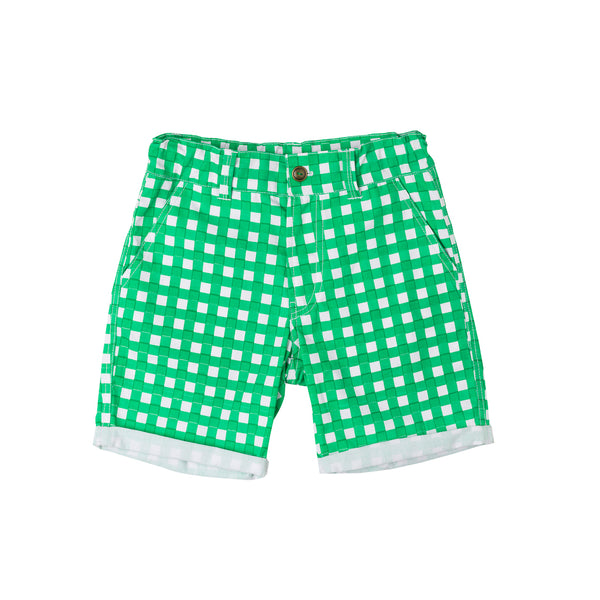 Capri Short Checks