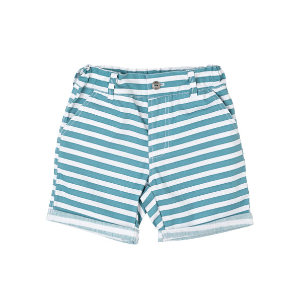 Capri Short Wide Stripe