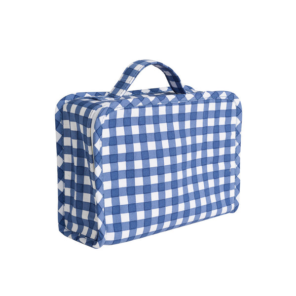 Cotton Carry All Case Big Check