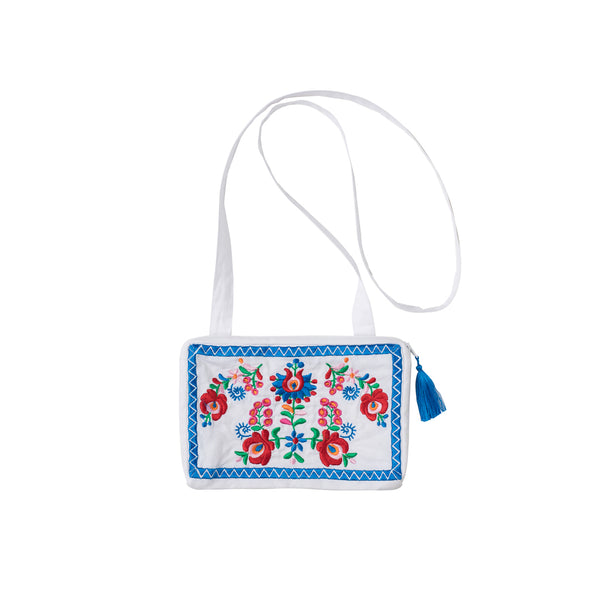 Floral Shoulder Bag