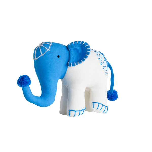 Hand Stitched Elephant Toy
