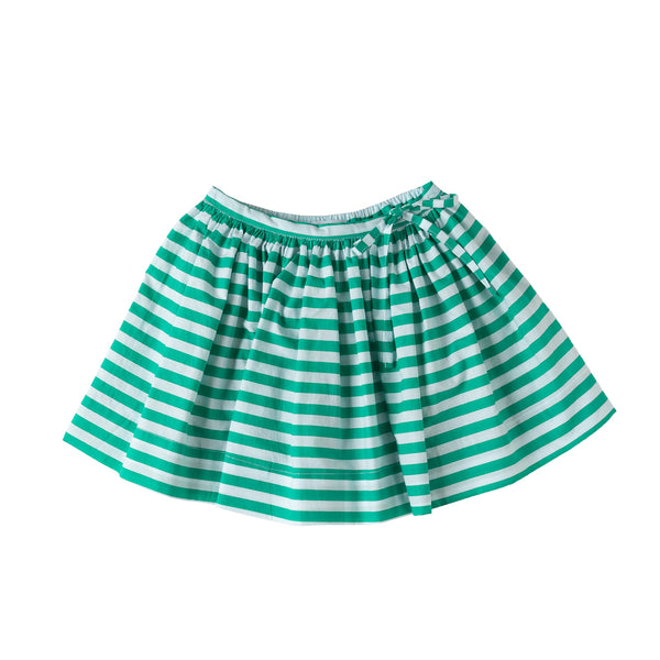 Lena Skirt Wide Stripes