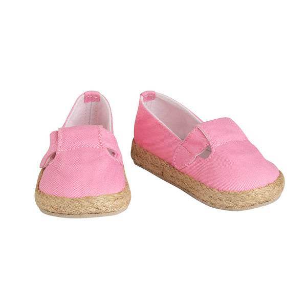 Mini Espadrille Plain
