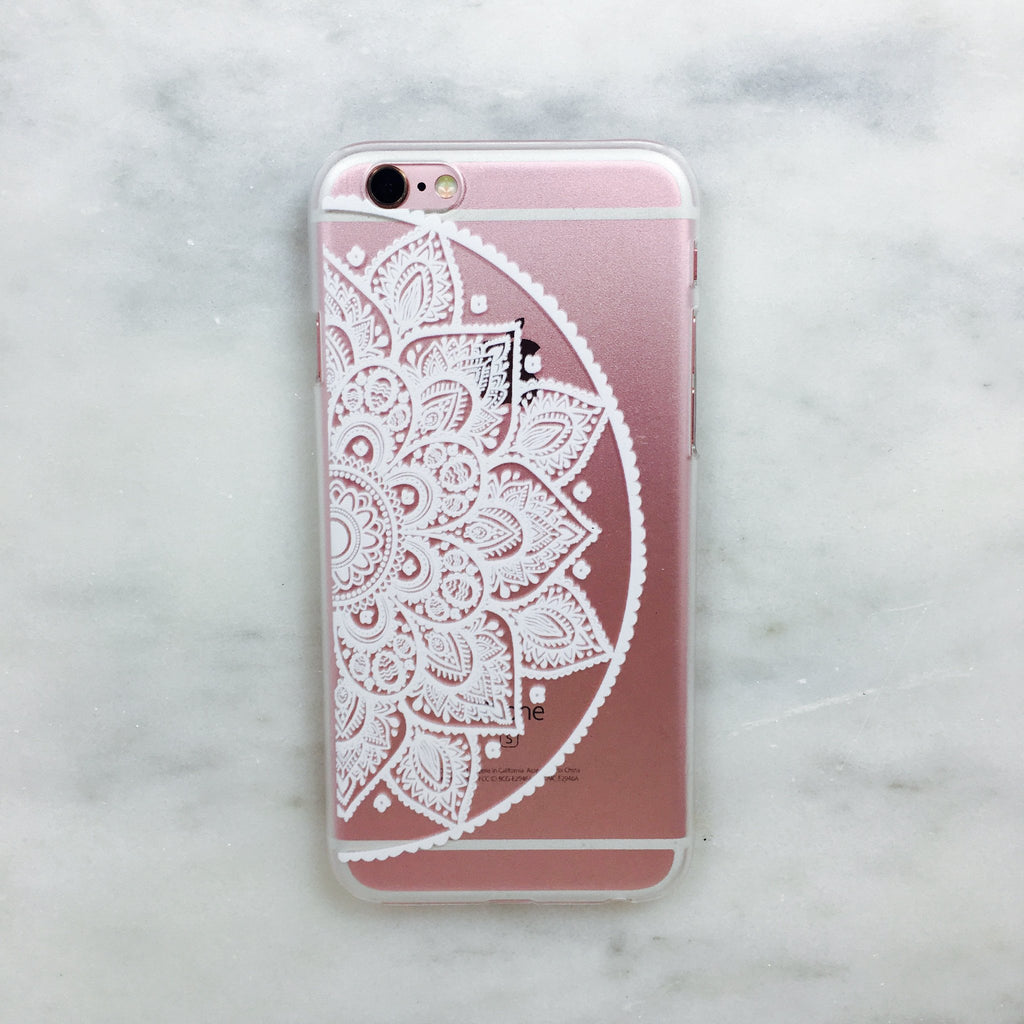 Jasmine iPhone Case