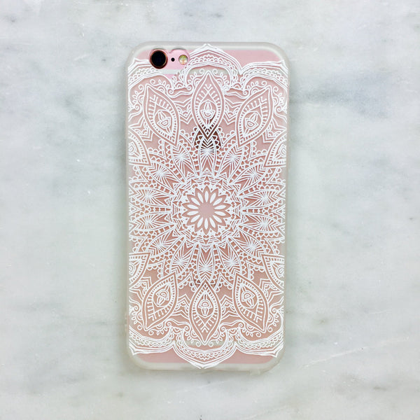 Bohemian iPhone Case