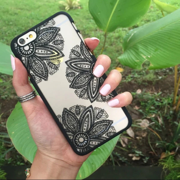 Acacia Lily iPhone Case