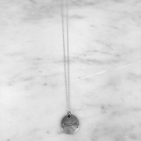 Dreaming Moon Necklace