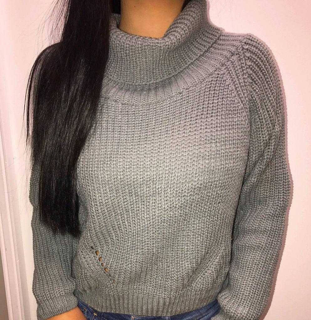 Krissy Turtleneck Sweater