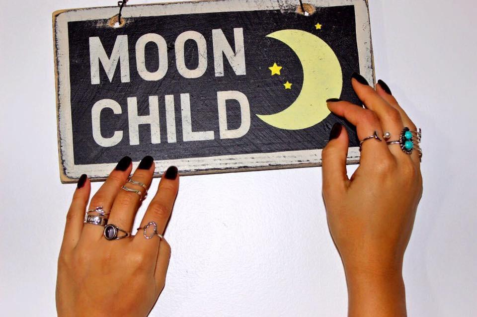 Moon Child Sign