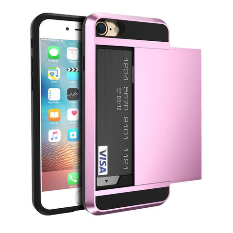 Card Holder iPhone Case