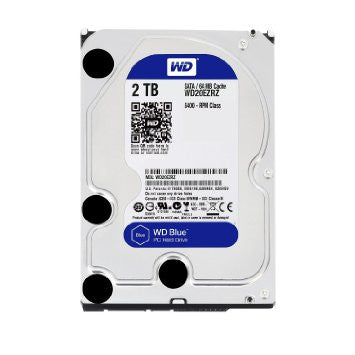 "Western Digital 2TB SATA III BLUE 3.5"" HDD"