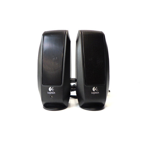 Logitech S-120 2Pcs Speakers