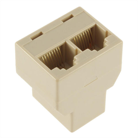 Cat5 RJ45 Cable Splitter