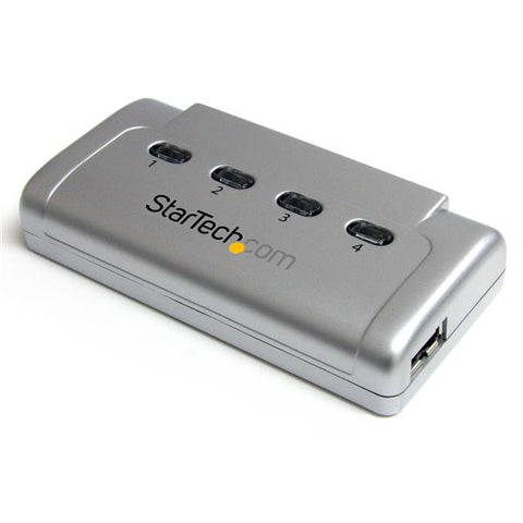 StarTech USB421HS 4 To 1 USB2.0 Peripheral Sharing Switch