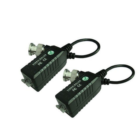 HDTVI/AHD/CVI Video Balun (1 Pair)