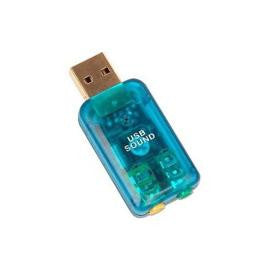 USB 7.1 Sound Adapter