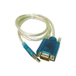 USB to RS232 (DB25/DB9) Adapter W/6' Cable (USB2.0/1.1)