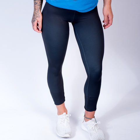 Black Compression - Workout Leggings