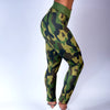 Womens | Camo | Scrunch Butt Leggings