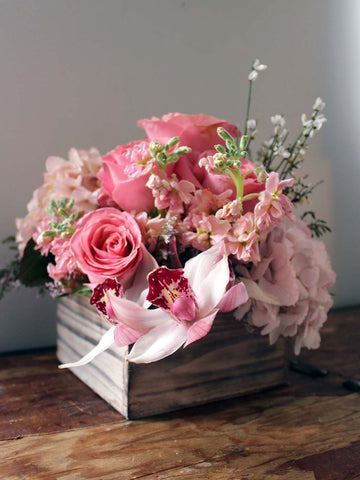 Photo of Pretty in Pink Flowers