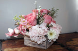 Photo 3 of Pretty in Pink Flowers