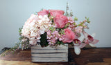 Photo 4 of Pretty in Pink Flowers