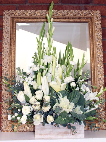 Photo of Deepest Sympathy Flowers