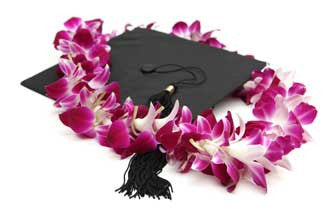 Photo of Graduation Leis