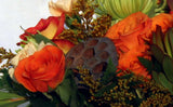 Photo of Fall Fiesta Flower Arrangement 2