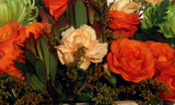 Photo of Fall Fiesta Flower Arrangement 3