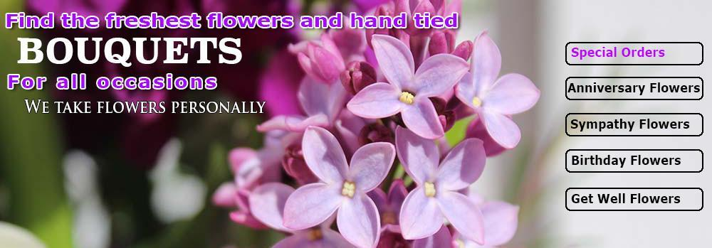 West HIlls Flower Shop - Custom Flower Designs
