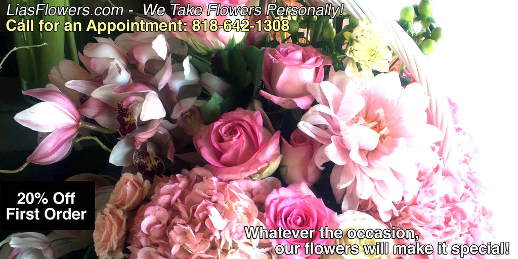West Hills Florist - West Hills Flowers - 20% Off First Order