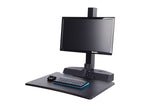 EDOD2-80 Electric Standing Desk Converter