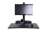 EDOD2-65 Electric Standing Desk Converter
