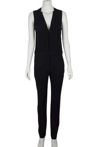 ALC  Black sleeveless jumpsuit