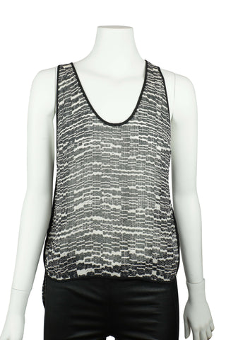 Willow All Occassions printed silk tank top