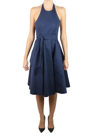 Scanlan & Theodore Navy Dress