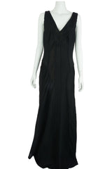 Robert Rodriguez Pintuck panel dress