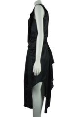 Ellery Cosmic visor dress