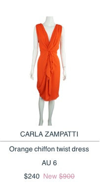 Carla Zampatti Dress