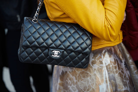 Chanel's '2.55 Flap Bag'