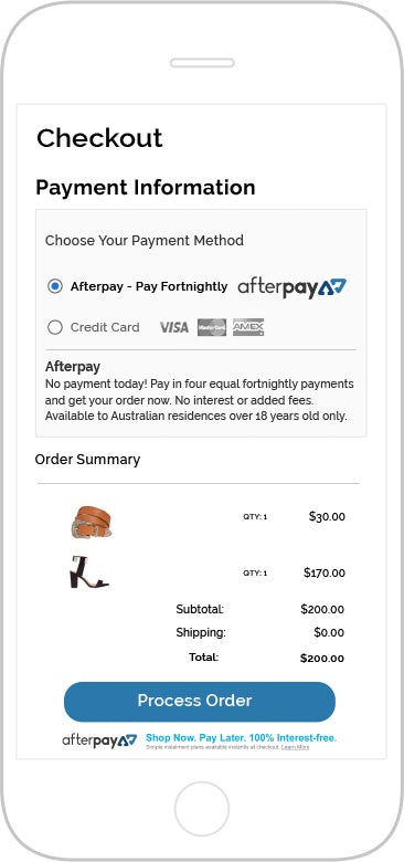 Afterpay - Buy Now ec37ca77a17