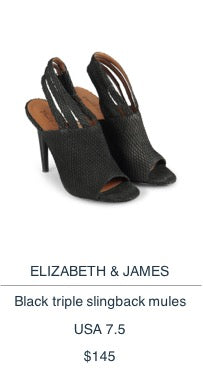 Elisabeth & James Mules